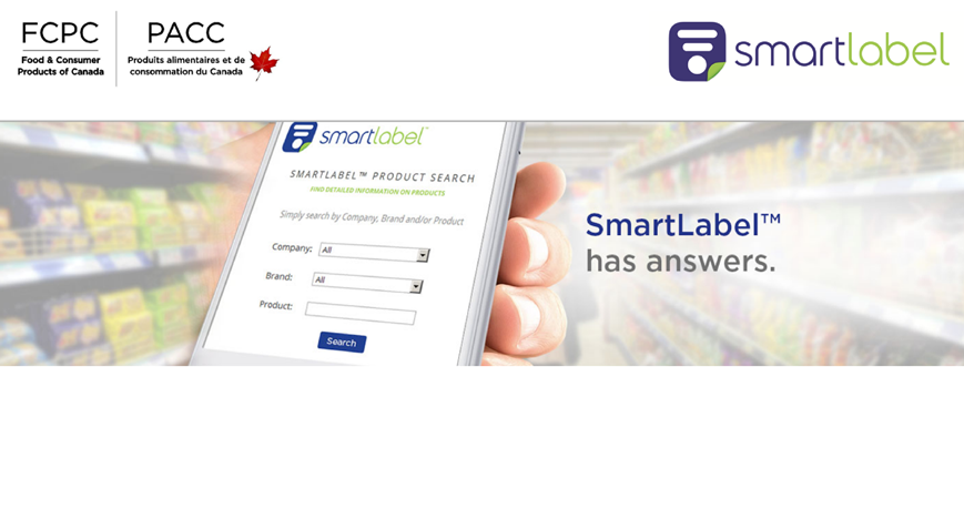 SmartLabel™ Transparency Initiative
