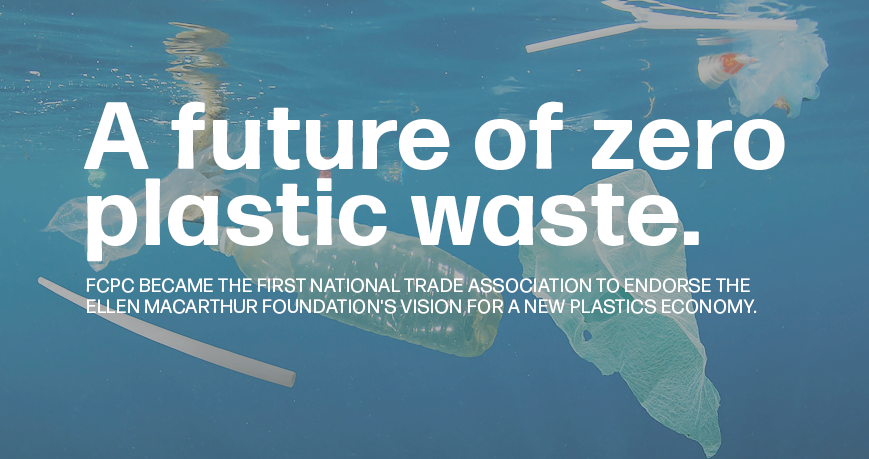 Canada's Food, Beverage, and Consumer Goods Manufacturers Endorse Vision of Zero Plastic Waste