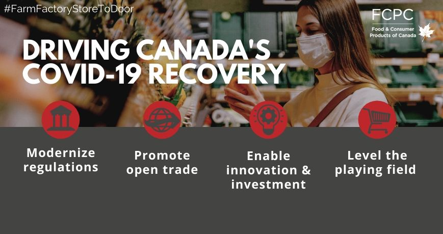 DRIVING CANADA'S RECOVERY