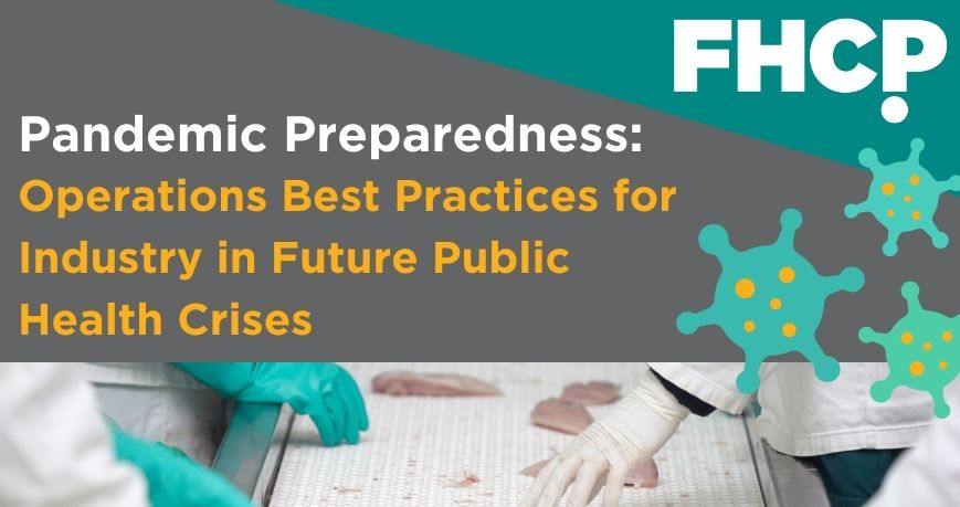 Securing Canada's Essential Goods Supply as Pandemic Continues: FHCP Best Practice Checklist