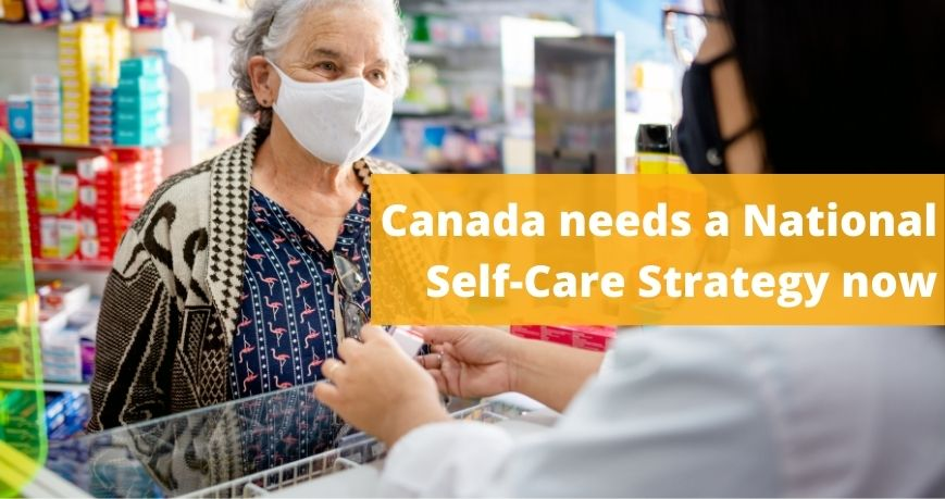 Canadians support self-care!