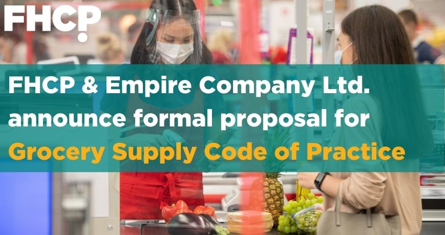 The first proposal of its kind in Canada, the draft Code aims to stabilize relations between retailers and suppliers by calling for fair and efficient handling of all negotiations and commercial agreements.