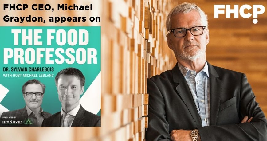 In Part II of his interview with co-hosts Michael LeBlanc and Dr. Sylvain Charlebois, Michael Graydon speaks on our proposed Grocery Code of Practice and Canadian agriculture.